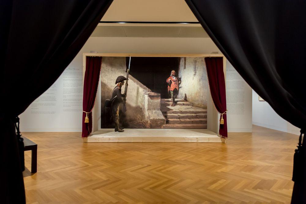 Schweinfurt_Kunstausstellung_Carl-Spitzweg_Museum-Georg-Schäfer_A.Anders