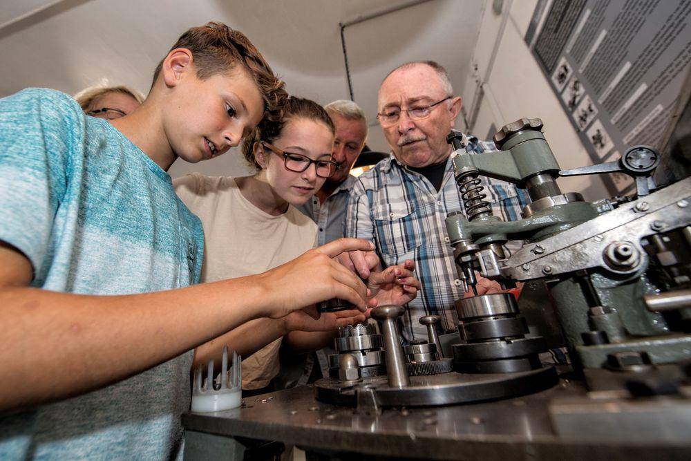 Ausflugstipp_Familien_Industriemuseum_Schweinfurt_Kugellager_F.Trykowski