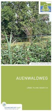 Titel_Auenwaldweg_Schweinfurt